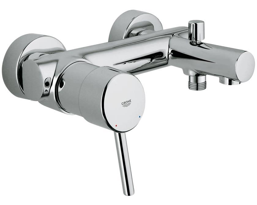 Смеситель Grohe Concetto New 32211 001 для ванны/душа