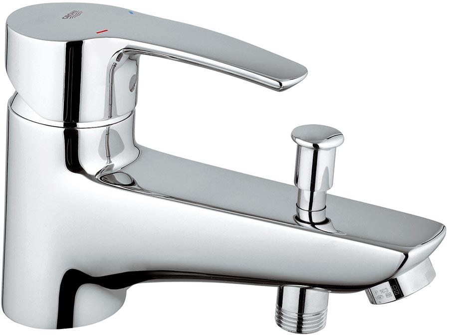 Смеситель Grohe Eurostyle New 33614 001 для ванны