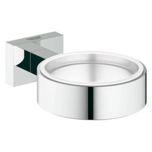 Держатель для стакана или мыльницы Grohe Essentials Cube 40508000