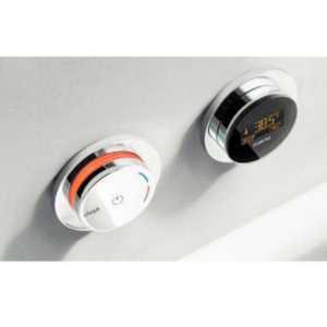 Смеситель электронный Viega Multiplex Trio E3 мод. 6146.215 арт. 684655 для ванны