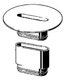 Устройство для прочистки Viega Advantix Vario мод. 4965.91 арт. 689711