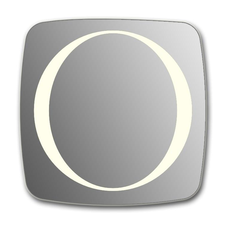 "Зеркало Wenz Design RR-zero-H форма типа ""RR""/ без контурной подсветки"