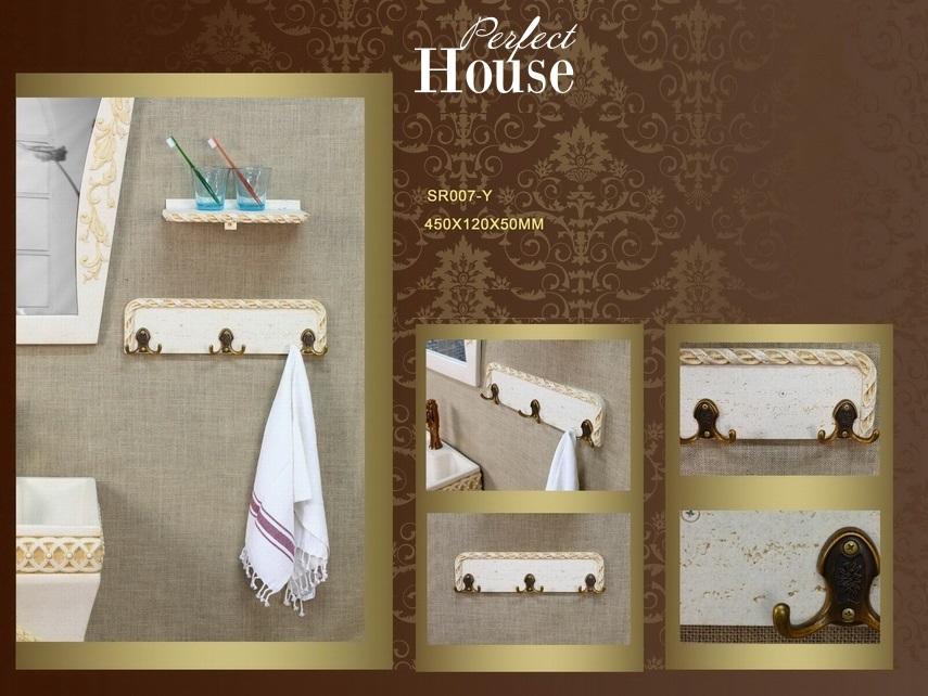 Полотенцедержатель Perfect House SR007-Y