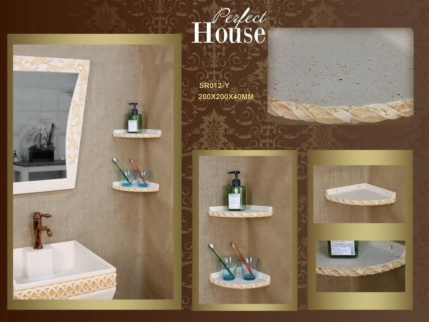 Полка Perfect House SR012-Y угловая