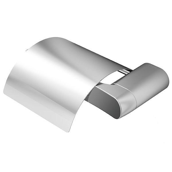 Держатель туалетной бумаги с крышкой Geesa Wynk  4508-02