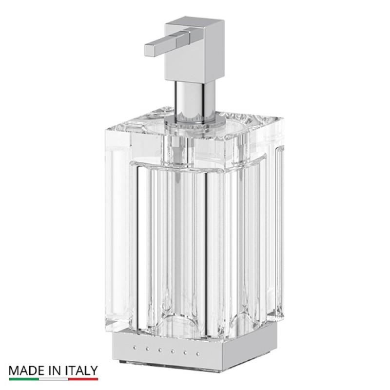 Дозатор для жидкого мыла настольный Lineag Tiffany Lux TIF 918
