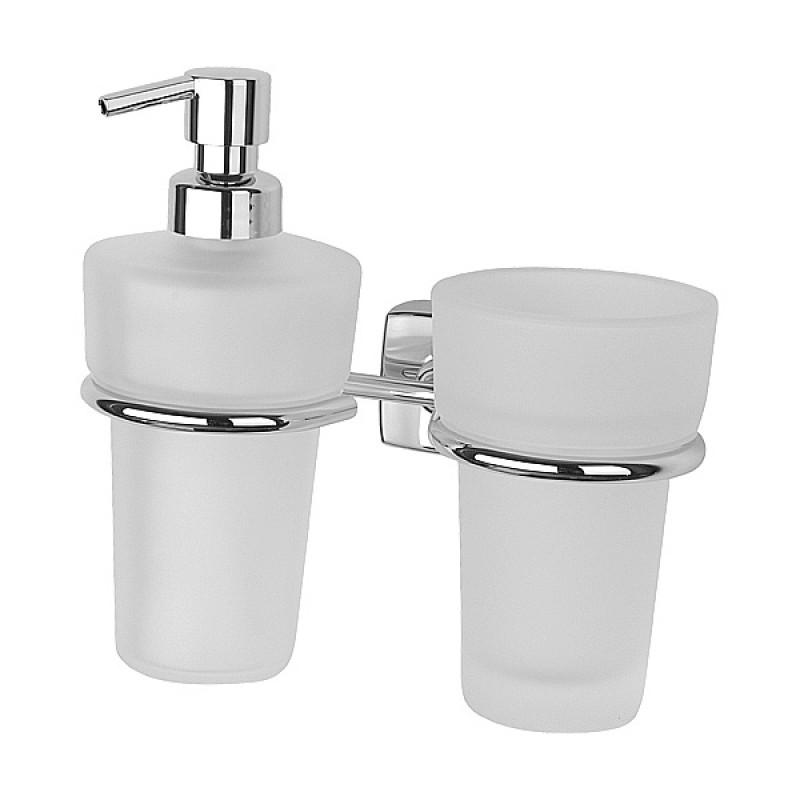 Стакан и дозатор для жидкого мыла FBS Esperado ESP 008