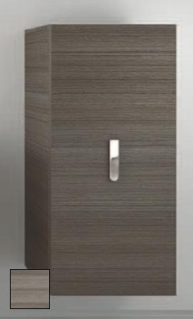 Шкаф подвесной Ipiemme FLEX арт. FXCB01/DX/1410 , 1 дверка DX, 35*100 см, цвет: Teak Grigio