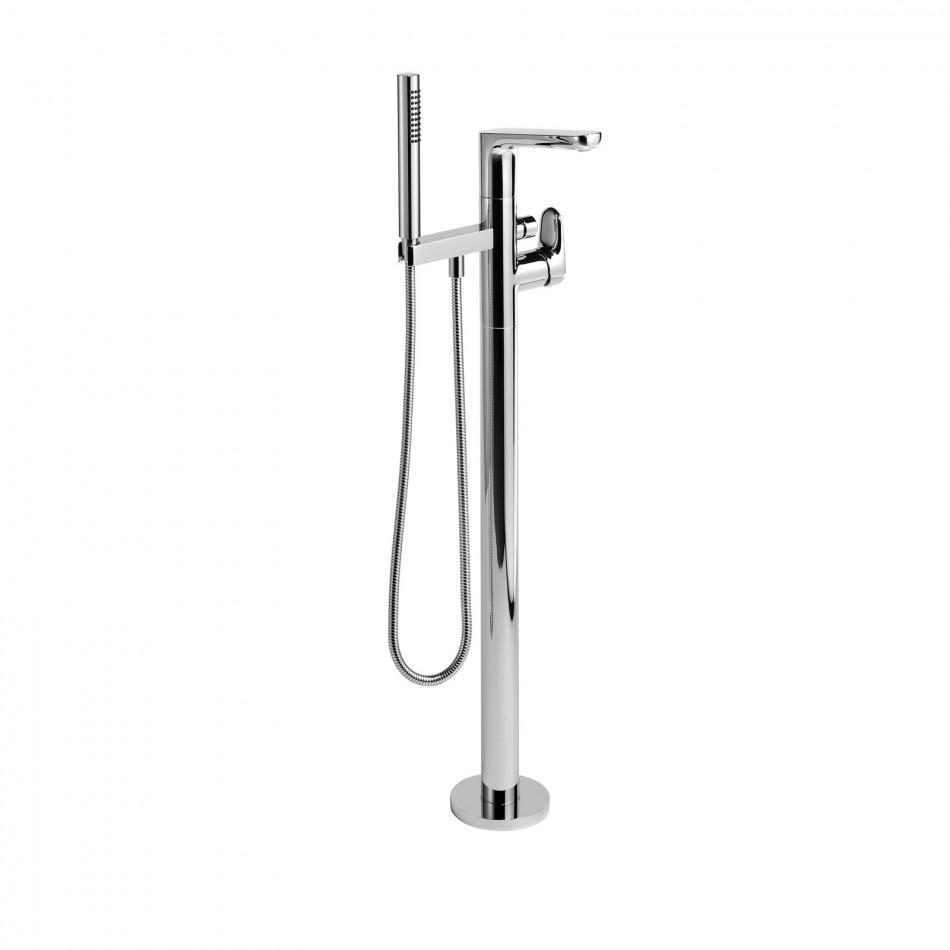 Смеситель Dornbracht для Villeroy&Boch L'aura арт. 25 963 905 для ванны, напольный