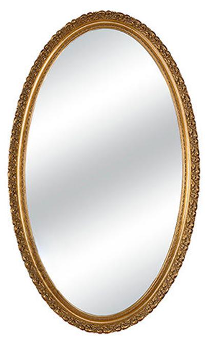 Зеркало Migliore ML.COM-70.510 овальное h118*L70*P5 см
