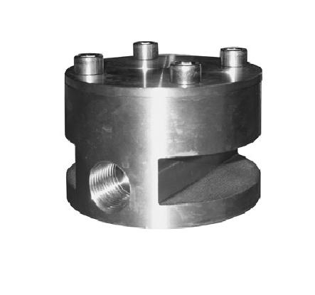 Встраиваемая часть Gessi арт. 31439.031 для термостатического смесителя
