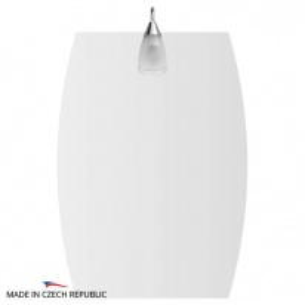 Зеркало со светильником Ellux Classic CLA-A1 0418 40/50х70 см