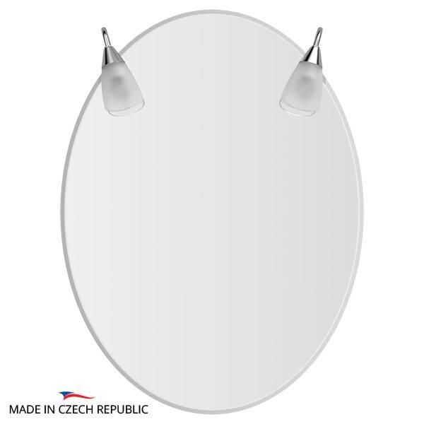 Зеркало со светильниками Ellux Classic CLA-A2 0013 60х80 см
