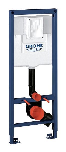 Инсталляция для унитаза Grohe Rapid SL 38675, для унитаза длиной 70 см