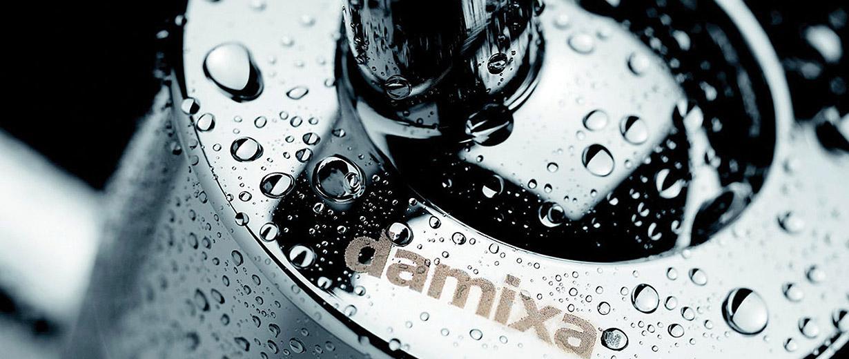 Смеситель Damixa Arc 298217464 для раковины