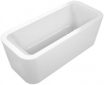 Ванна Villeroy&Boch LOOP&FRIENDS SQUARE Duo арт. UBA180LFS2V-01, 180х80 см, акрил