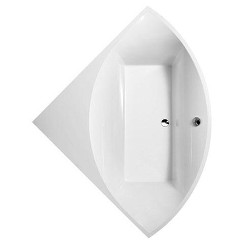 Ванна Villeroy&Boch Squaro арт. UBQ 145 SQR 3V, 145х145 см, Quaryl®