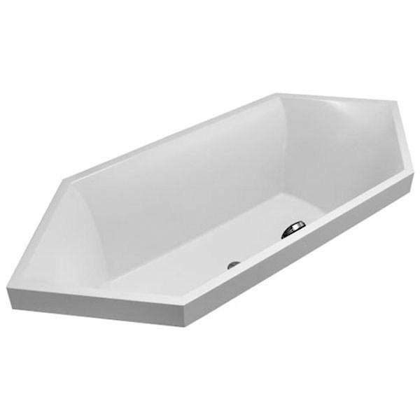 Ванна Villeroy&Boch Squaro арт. UBQ 190 SQR 6V, 190х80 см, Quaryl®