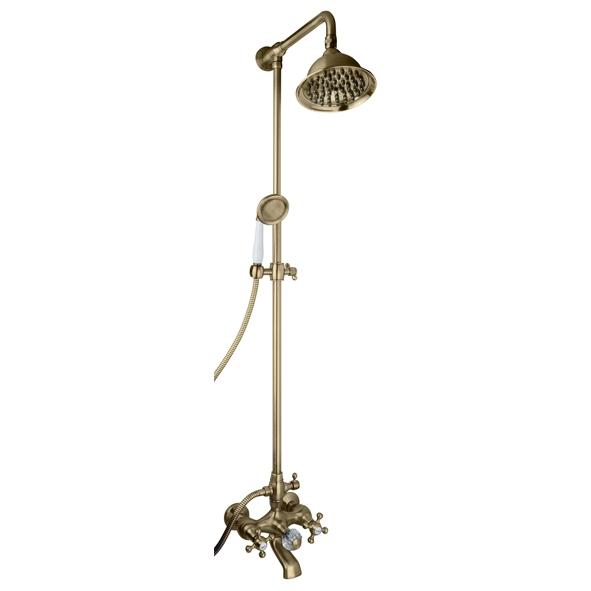 Душевая система Timo Nelson, арт. SX-1190 (антик)
