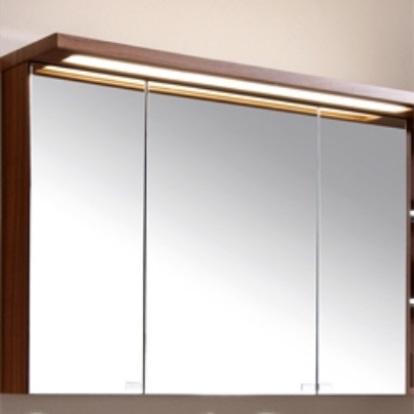 Зеркальный шкаф Puris Swing арт. SET 4390 2