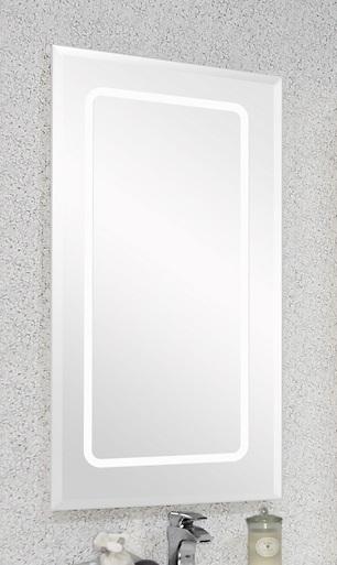 Зеркало Акватон РИМИНИ 80x100 см арт. 1A136902RN010