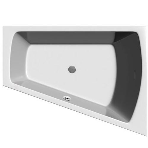 Ванна акриловая Vayer Trinity L/R 160*120 см