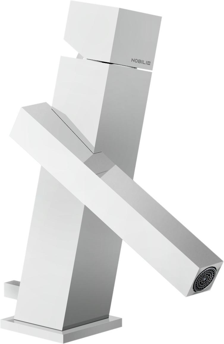 Смеситель Teknobili Tower  TW00118/1CR для раковины, хром