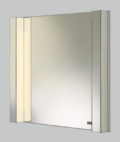 Зеркало Wenz LED NEXT-2  80 - 75, арт. Next 2-80-05-075, 75*9,6*80 см