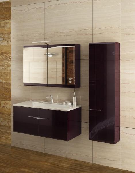 Комплект мебели для ванной Edelform Concorde 100, арт. Concorde/Конкорд 100