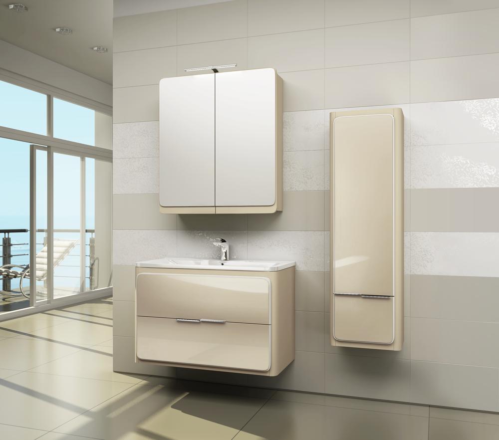 Комплект мебели для ванной Edelform Calma, арт. Calma/Кальма 90
