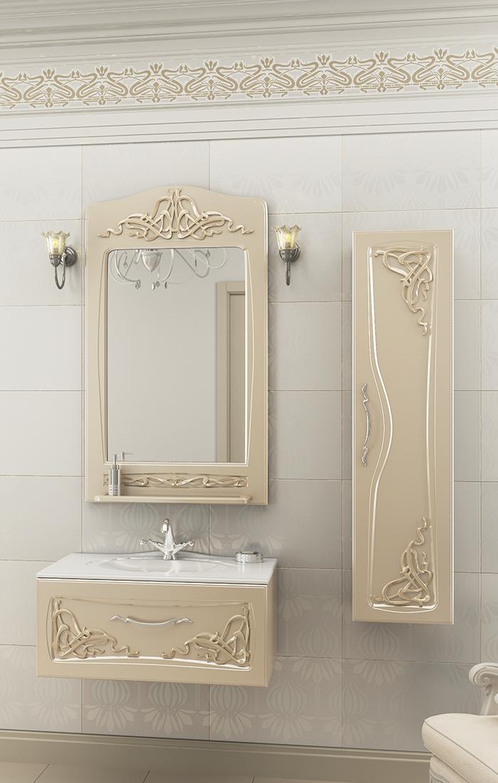 Комплект мебели для ванной Edelform Vittoria, арт. Vittoria/Виттория 80