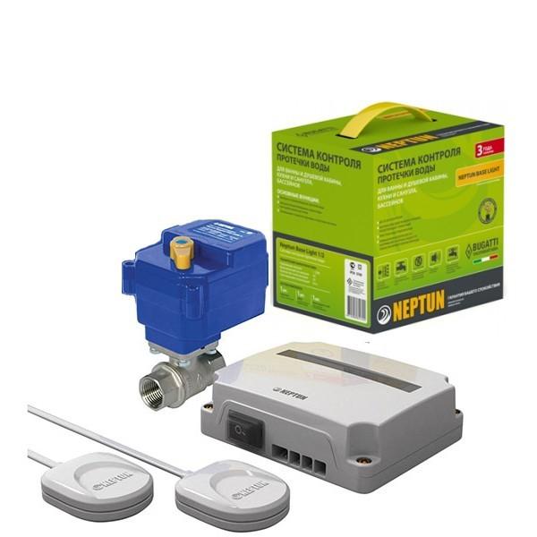Система защиты от протечек Neptun Base Light 1/2 43054102000005