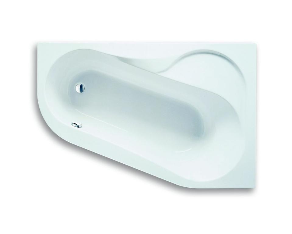 """Ванна угловая Hoesch PARANA """"С"""", арт. 5567.010, со съемной панелью, правая, 152,5*102,5*64,5 см"""