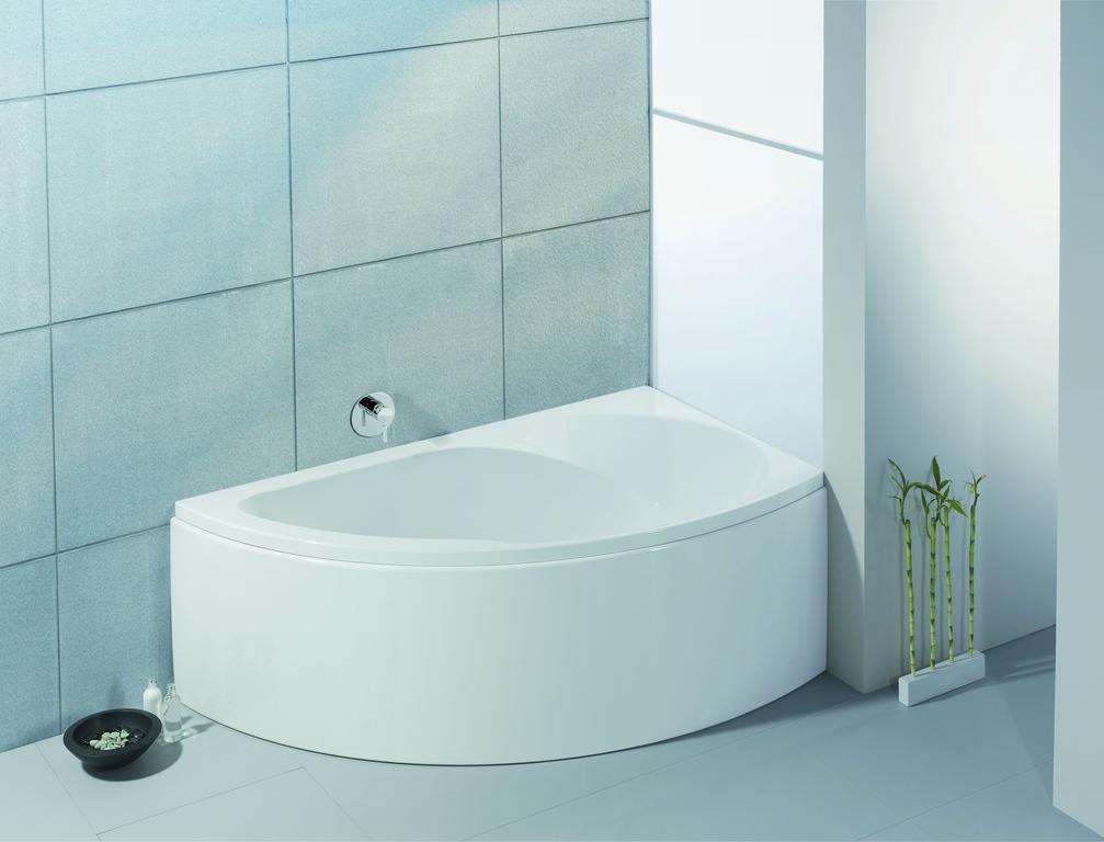 """Ванна угловая Hoesch SPECTRA """"С"""", арт. 3662.010, со съемной панелью, правая, 171,8*101,4*64,5 см"""