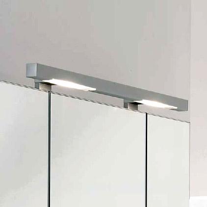 Светильник Berloni Bagno арт. XP16, 60 Вт 70 см алюминий