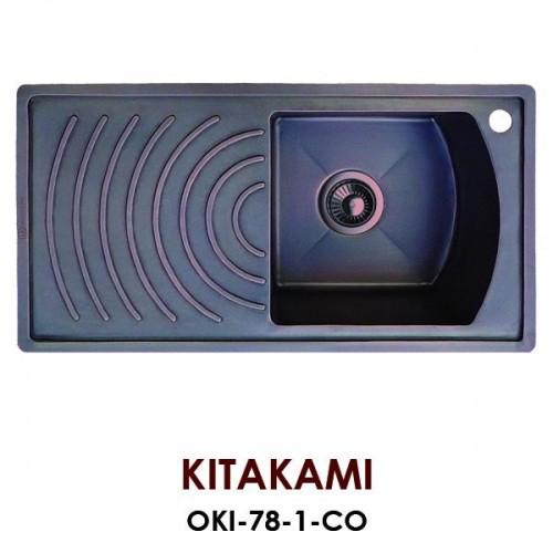 Мойка Omoikiri Kitakami OKI-78-1-CO, арт. OKI-78-1-CO
