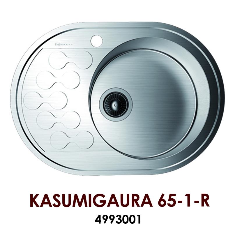 Мойка Omoikiri Kasumigaura 65-1-R, арт. 4993001