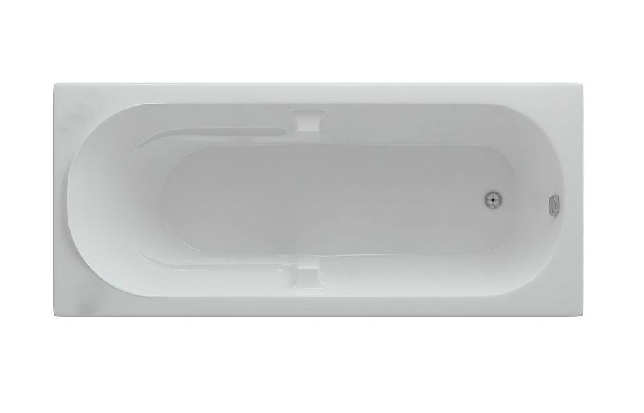 Акриловая ванна Акватек Лея 170 х 75 см