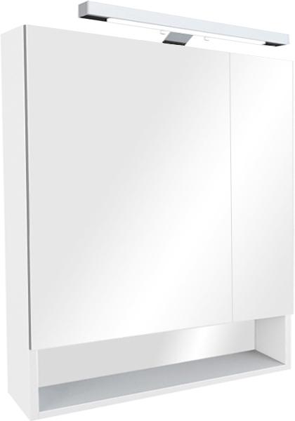 Зеркало-шкаф Roca Gap 80 ZRU9302750, цвет-белый