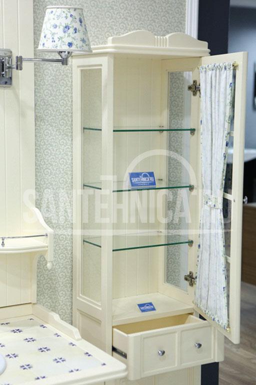 Мебель для ванной комнаты Eurodesign Green&Roses Композиция № 2