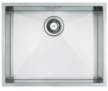 Мойка Franke PLANAR PPX 110-52, арт. 122.0203.471, нижняя установка, нержавеющая сталь, полированная, 56*45 см