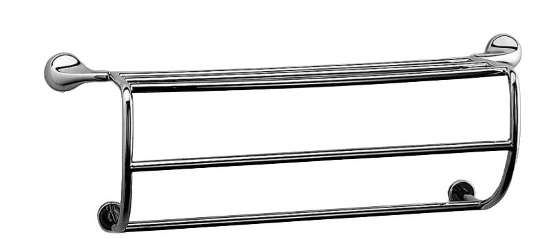Полотенцедержатель+полочка Colombo MELO B1287