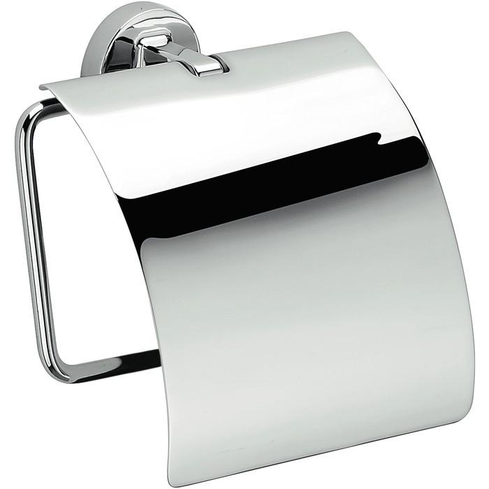 Держатель для туалетной бумаги Colombo Nordic, с крышкой B5291
