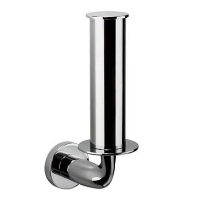 Держатель для туалетной бумаги Colombo Basic В2790 открытый, дополнительный-17.5 см, хром