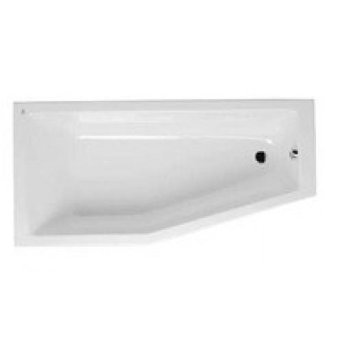 Ванна акриловая Vitra Neon арт. 52760001000, 170*75 см