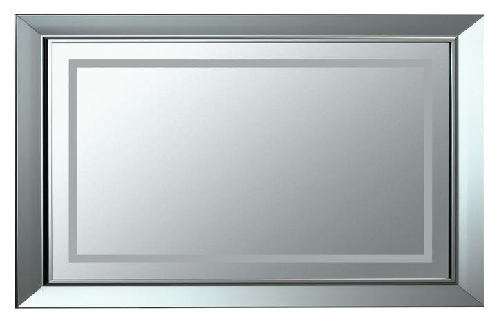Зеркало Laufen LB3 Classic арт. 4499010685151, в рамке, с подсветкой, 1250х50х750 мм