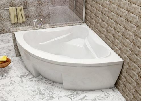 Ванна акриловая Relisan Rona, 130*130 см