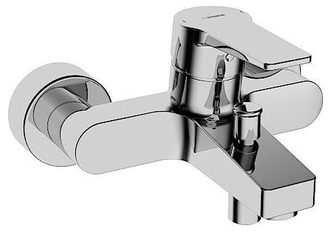 Смеситель Hansa Twist 09742183 для ванны