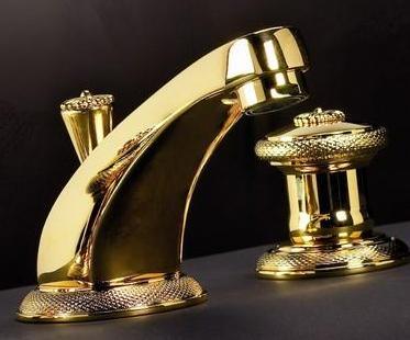 Смеситель Cristal-et-Bronze Alize арт. 27103 для раковины