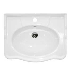 Раковина Ceramica Althea Royal арт. 30354bi*1 накладная, 56*45 см